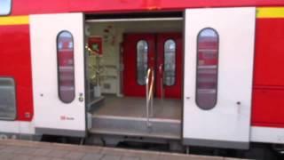 ►Zug Türen schließen◄ Mehrere Abfahrtsignale ♫ Compilation train door Germany