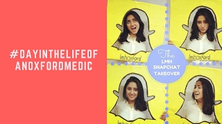 A day in the life of an Oxford Student - Medicine (Snapchat takeover)
