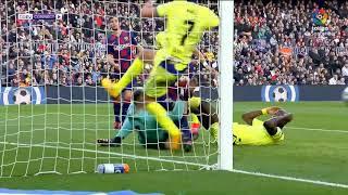 أفضل 5 تصديات حراس المرمى عام 2020 في الدوري الإسباني