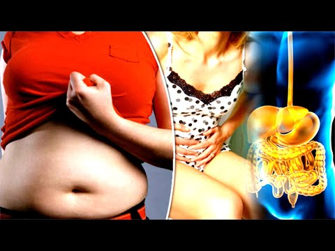 5 Reasons Why Your Stomach Is Bloated and How To Get Rid Of It!