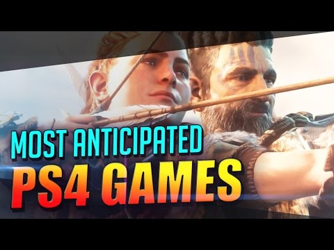Top 10 Most Anticipated PS4 Games in 2017