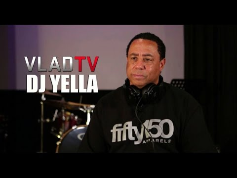 DJ Yella: I Haven't Worked On Music With Dr. Dre Since 1991