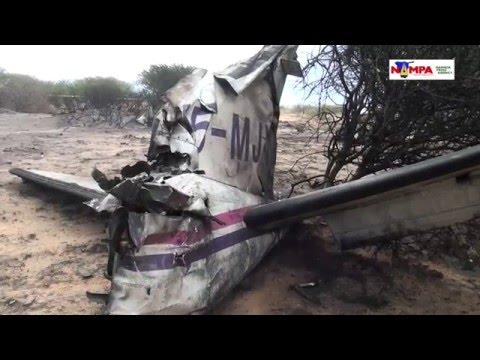 NAMPA: WHK Plane crash claims three lives at HKIA 29 JAN 2016