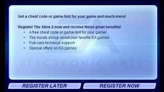 Baixar Electronic Arts Registration Music