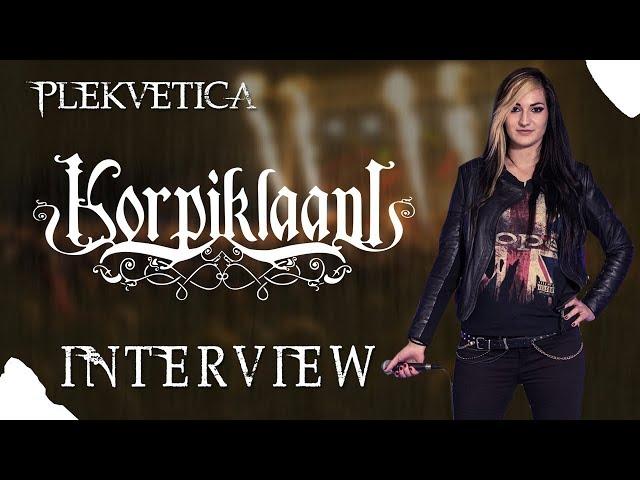 [ Interview ] Korpiklaani ( 2017 ) | Folk Metal