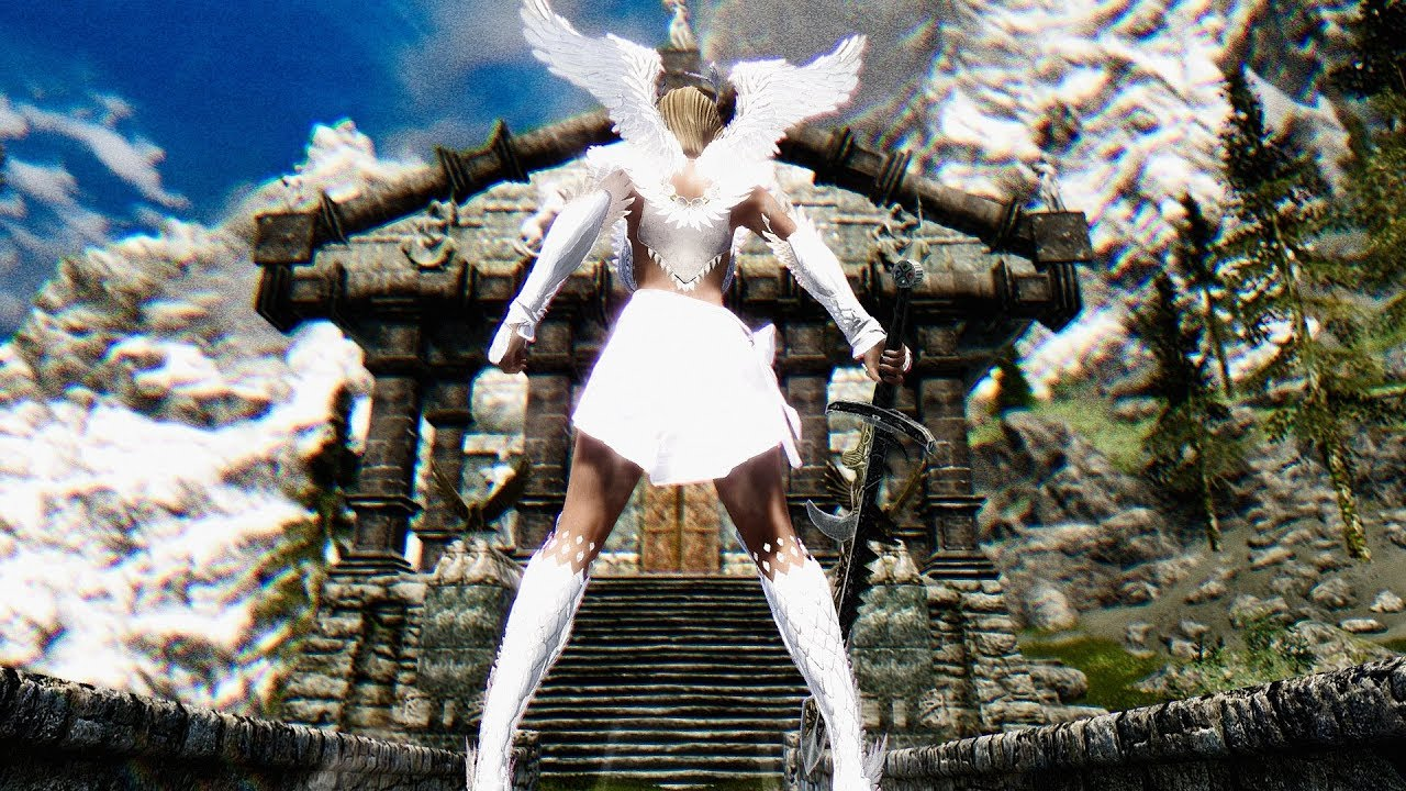 MAGIC OF WTF - Skyrim Mods & More Episode 51 by Ikari's Gaming Zone