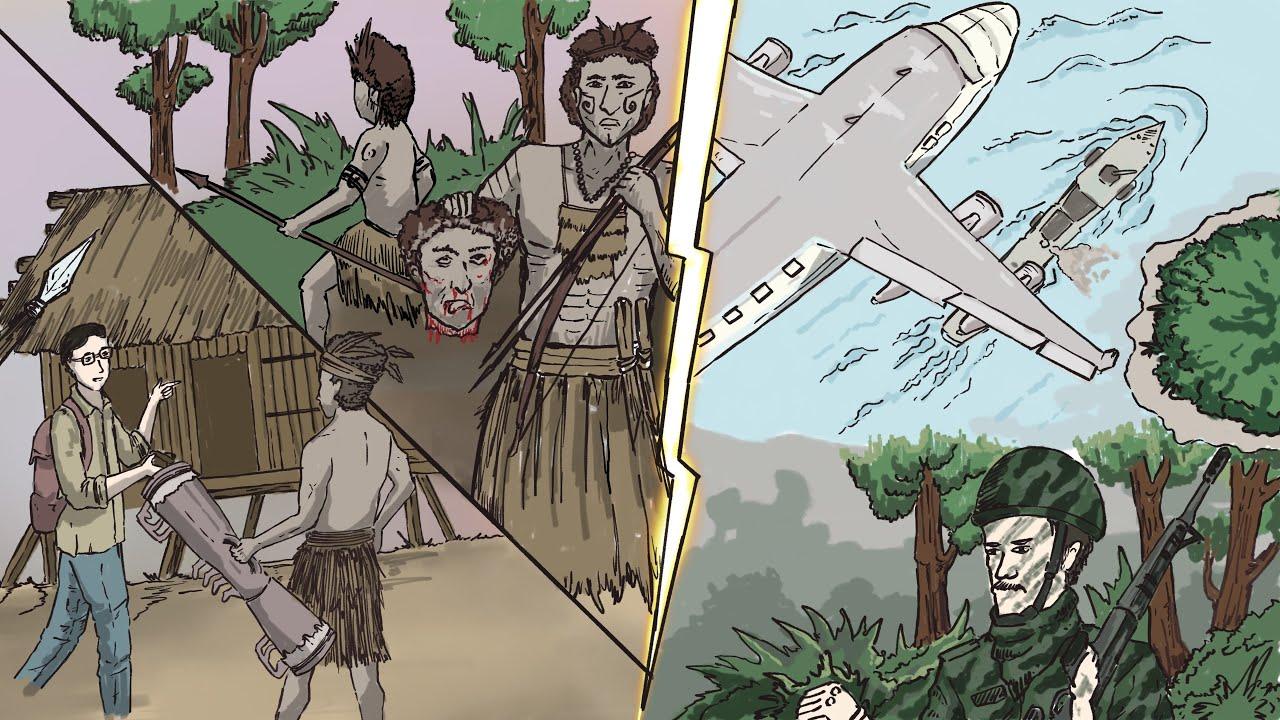 Hilang di Papua | Misteri Hilangnya Anak Milyuner AS di Tanah Asmat