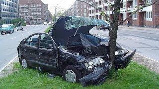 Crash compilation June 2014 | Подборка жестких аварий и ДТП Июнь 2014