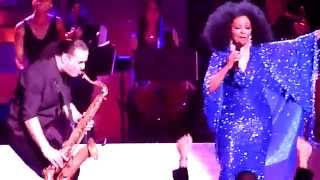 Diana Ross - The Look Of Love (Live from New York)