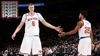 Are the Knicks Hurting Kristaps Porzingis?