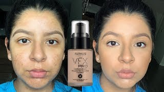 FULL COVERAGE FRIDAY: FARMASI VFX PRO CAMERA READY FOUNDATION