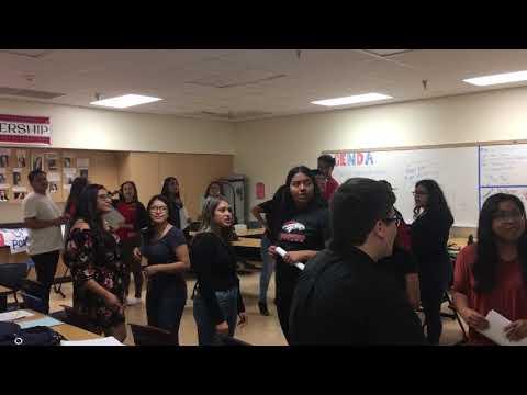 Arleta High School Leadership Club - Teaming up for Success by JPG Seminars - Jeffrey Padre Guiwa