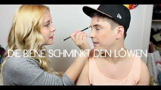 Repeat youtube video Die Biene schminkt den Löwen (LIONT)