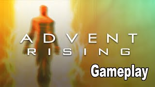 Advent Rising Gameplay (PC HD)