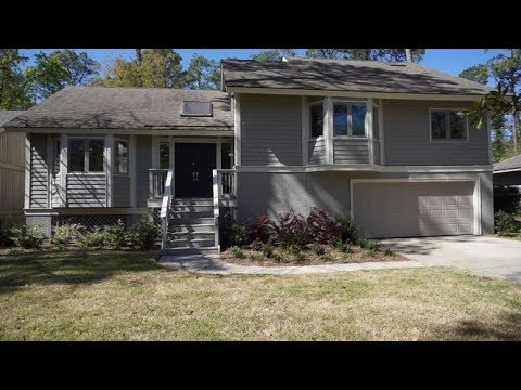 Completely Renovated Home For Sale In Sea Pines On Hilton Head Island For Less Than $500,000.