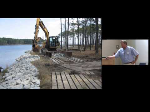 Steve Trowell - Best Practices for Living Shoreline Construc