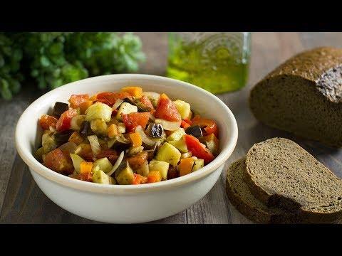 ЕШЬ и ХУДЕЙ - Бомбическое Овощное Рагу с Баклажанами