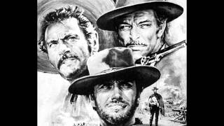 The Good The Bad And The Ugly :  Il Tramonto (Ennio Morricone) - HD