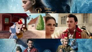 Beauty and the Beast 2017 【美女與野獸】電影預告片-1991卡通版和2017真人版對比