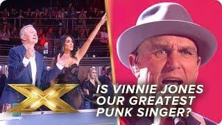 Is Vinnie Jones our greatest punk singer?   Live Show 4   X Factor: Celebrity
