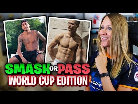 SMASH OR PASS - WORLD CUP EDITION
