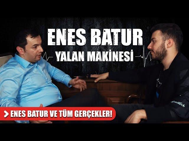 Enes Batur ve Tüm Gerçekler !   Bana Yalan Söyle