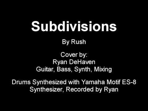 Subdivisions - Rush (Instrumental Cover)
