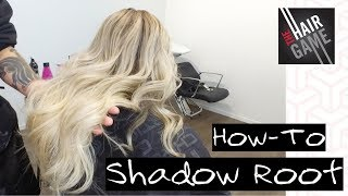 Shadow Root Technique with Redken Educator @spencerhenry