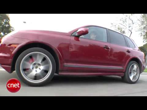 Car Tech  2009 Porsche Cayenne GTS 1 review