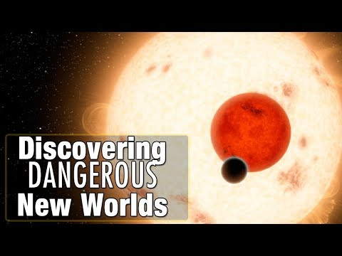 NASA: Discovering Dangerous New Worlds