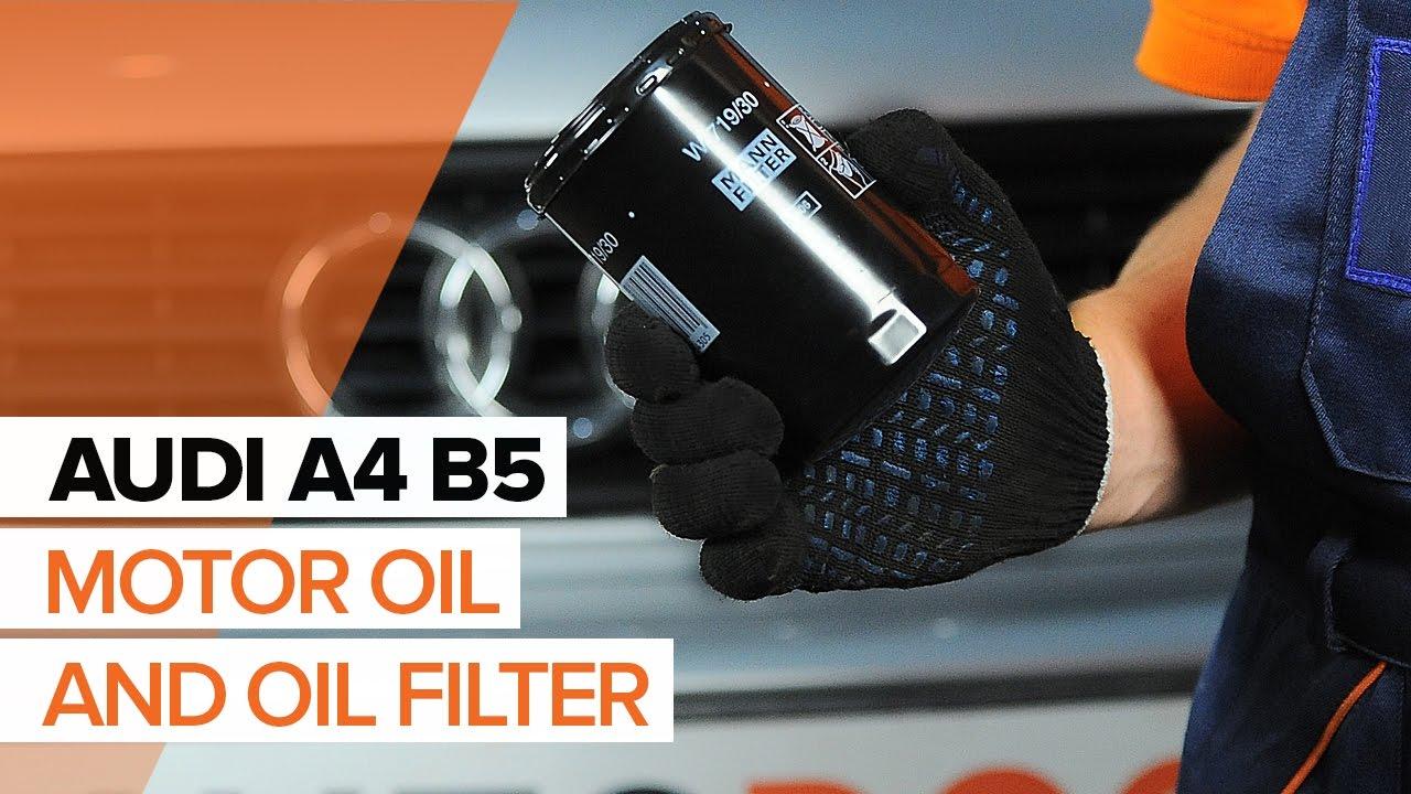 Luftfilter Motorfilter Audi A4 8D A6 4B VW Passat 3BG Skoda 1.8 2.5 TDI 2.8 V6