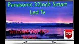 32 inch smart tv full demo (panasonic) 32fs 600