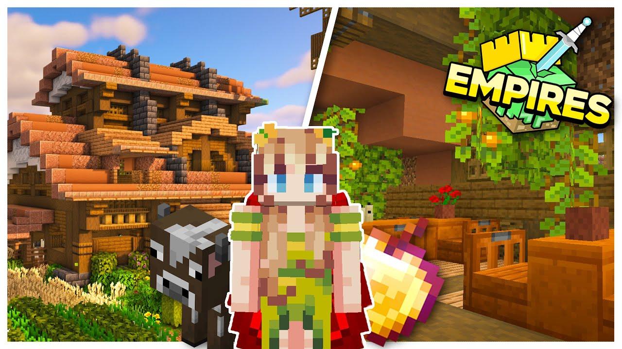 Empires SMP: Corruption, Headaches and Celebration! - Episode 6