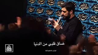 مترجم و مفجع  |  دلـگـيـرم / ضـاق قـلـبـي  |  سيد مجيد بني فاطمة  |  وفاة أم البنين عليها السلام