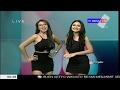 Duo Hot..! goyang-goyang Angela Lorenza & Lavenia Oviola,3M JAK TV Eps.29-April-2017