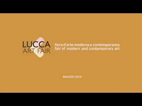 EVA | LUCCA Art Fair, 2019 (Polo Fiere Lucca, Italy)