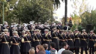 """Banda de CC.TT. Tres Caídas de Triana  2/8 .- Concierto """"Sones de la Madrugá"""" Noviembre 2011."""