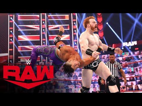 Humberto Carrillo vs. Sheamus: Raw, May 31, 2021