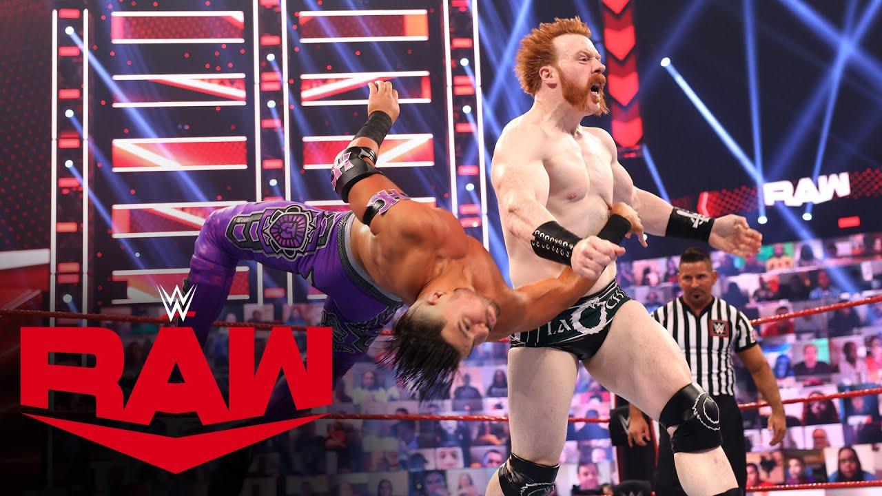 Sheamus Suffers Broken Nose On RAW