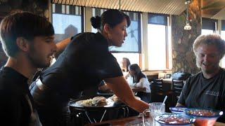 Restaurants' tipping point