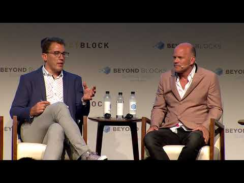 Fireside Chat with Michael Novogratz -  Summit Seoul 2018