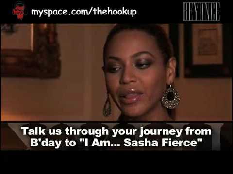 Inside the Mind of Beyonce/Sasha Fierce