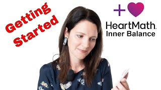 Getting Started with Heartmath Inner Balance Sensor
