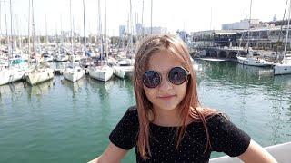 Круизный лайнер Costa Diadema Все на Борт | Барселона Испания | Морской круиз