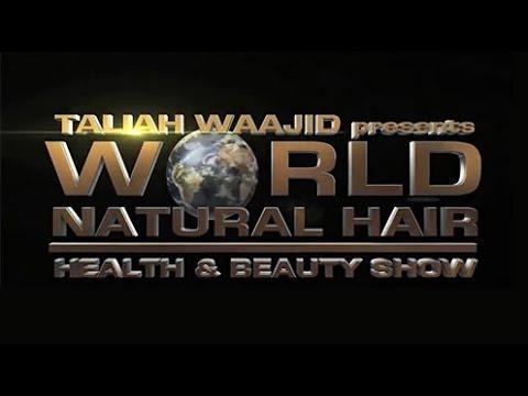 Taliah Waajid World Natural Health Beauty Expo