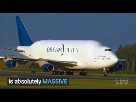 Boeing cargo landing tz