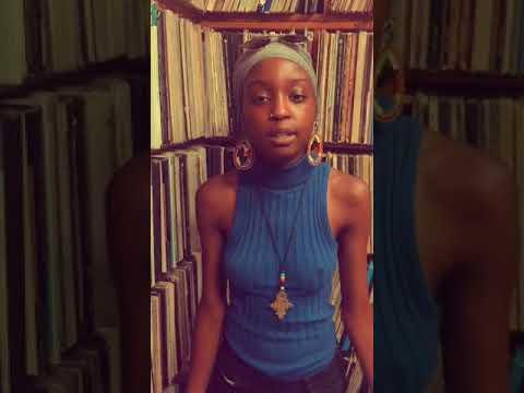 Princess Kazayah Big Ups Rastafari JAMS (REGGAE Radio station)