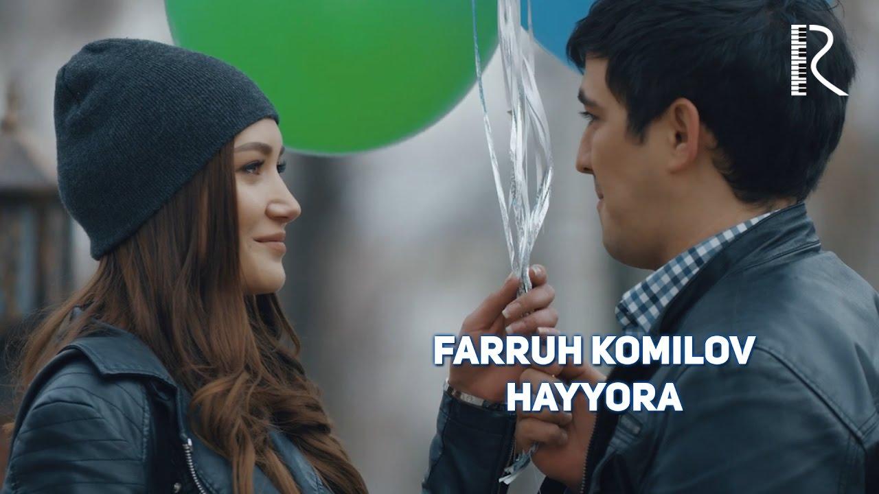 Farruh Komilov - Hayyora | Фаррух Комилов - Хайёра #UydaQoling