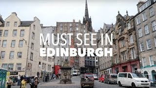 Must See Spots in Edinburgh | Merete
