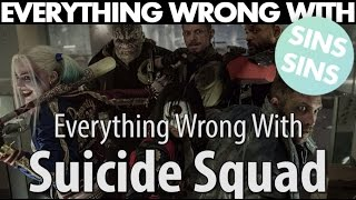 "Everything Wrong With ""Everything Wrong With Suicide Squad In 20 Minutes Or Less"""